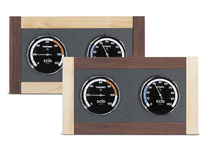 Handarbeit Made in Germany u Hygrometer EOS Klimastation Excellent Thermo